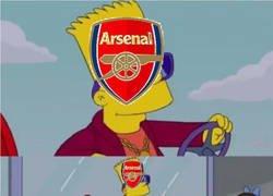 Enlace a Que se le suban los humos al Arsenal