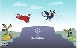 Enlace a Batalla de 'gallos' en Madrid, por @footytoonz