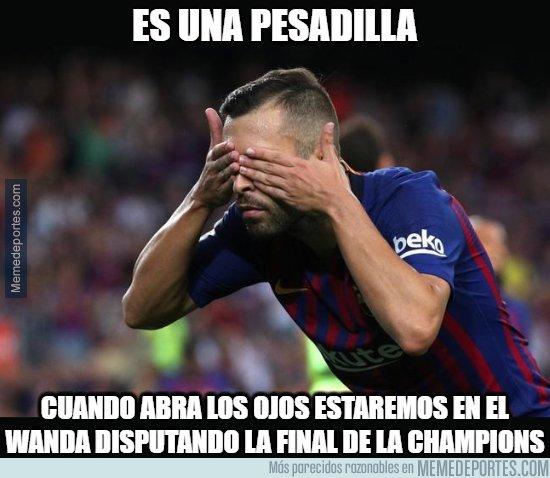 1074620 - Jordi Alba aún se niega a creerlo