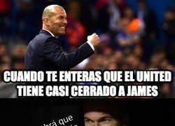 Enlace a Zidane pensaba que ya lo había colocado
