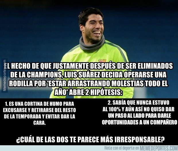1074676 - Ni en Anfield quieren a Suárez, ni en el Camp Nou