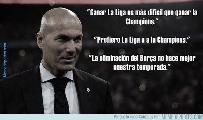 1074688 - El Azote de verdades de Zidane que no quiere admitir el madridismo