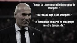 Enlace a El Azote de verdades de Zidane que no quiere admitir el madridismo