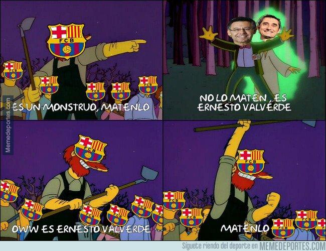 1074734 - Los culés con Valverde