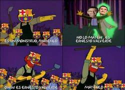 Enlace a Los culés con Valverde