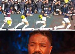 Enlace a El último regate de Neymar es una locura