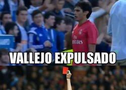 Enlace a Vallejo ha aprendido bien de Ramos