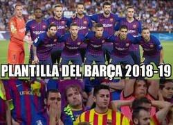 Enlace a Este Barça está empeñado en dejar a todo el mundo sin Champions