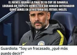 Enlace a El 'fracaso' de Guardiola
