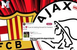 Enlace a La respuesta del Ajax en una épica conversación con el Barça