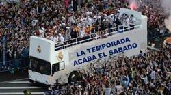 Enlace a La última celebración del Madrid en esta maravillosa temporada