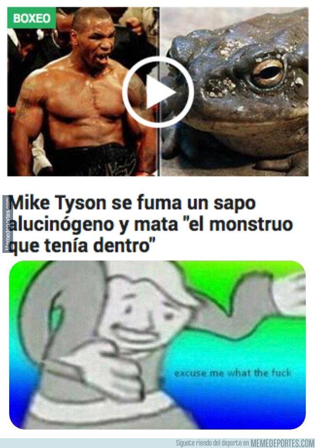 1074944 - Cada noticia que sale sobre Mike Tyson es más extraña que la anterior