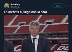 Enlace a Miguel Ángel Gil Marín va a juego