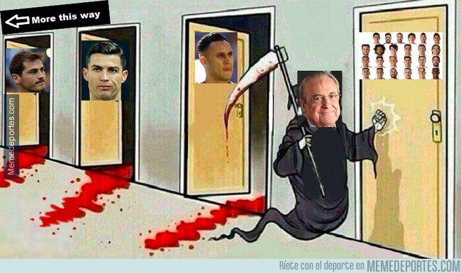 1075009 - Así despide el Real Madrid a sus estrellas... Next!
