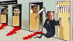 Enlace a Así despide el Real Madrid a sus estrellas... Next!