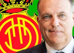 Enlace a La genial respuesta del Mallorca a Tebas tras decir que la Copa que ganaron fue un fracaso