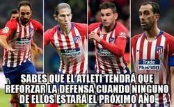 Enlace a Suplir a Griezmann no es el único problema que tiene el Atlético