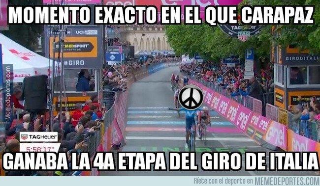 1075057 - Richard Carapaz, ganador de la 4a etapa del Giro