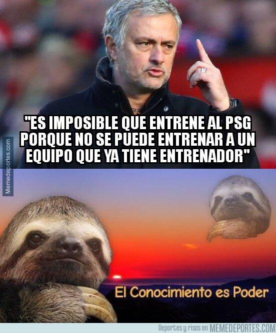 1075137 - Mourinho es un sabio adelantado a su tiempo