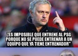 Enlace a Mourinho es un sabio adelantado a su tiempo