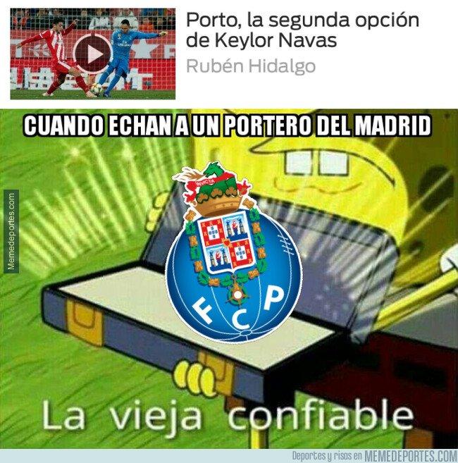 1075152 - El Porto es el destino de los porteros desechados por el Madrid