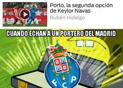Enlace a El Porto es el destino de los porteros desechados por el Madrid