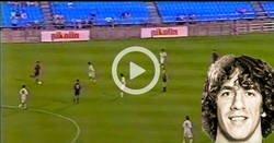 Enlace a El gol de Carles Puyol al Real Madrid en la final de Copa Juvenil en 1996