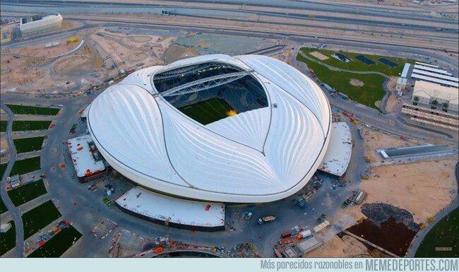 1075237 - El Vagina Stadium. Listo para el mundial 2022