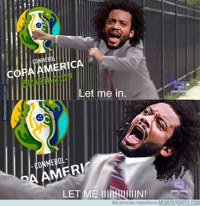 1075344 - Tite deja a Marcelo fuera de la Copa América