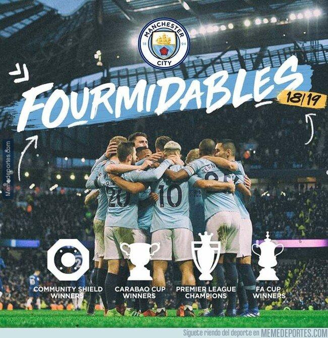 1075417 - Sin Champions, pero 4 títulos