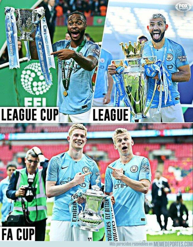1075431 - Primer triplete doméstico en el fútbol Inglés