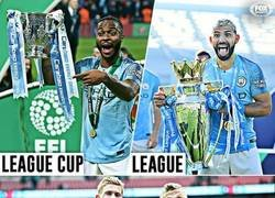 Enlace a Primer triplete doméstico en el fútbol Inglés