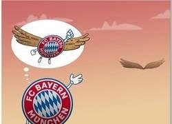 Enlace a El Bayern perdió sus alas, por @footytoonz