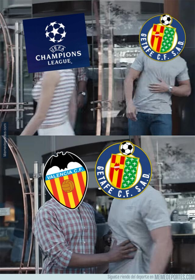 1075462 - El Valencia se queda con el sueño Champions del Getafe