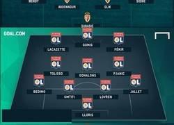 Enlace a Lo que habrían sido los equipos de la Ligue 1 si sus mejores jugadores desde 2010 se hubieran quedado