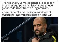 Enlace a #Respetec de Guardiola