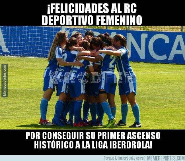1075559 - Día histórico en A Coruña para el deporte femenino