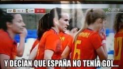 Enlace a España venció a Camerún pero creo que no por tanto