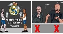 Enlace a Las Copas de Europa no son suficiente para Keylor y Bale, por @goalenespanol