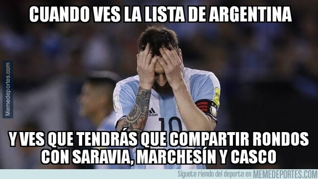 1075794 - La albiceleste rodeando a Messi de 'buenos' jugadores, como de costumbre