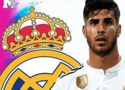 Enlace a Marco Asensio confirma que se queda en el Real Madrid y los madridistas responden sin piedad
