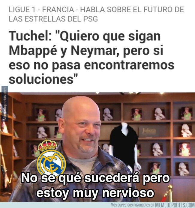 1075920 - Neymar y Mbappé cada día que pasa están un pasito más cerca