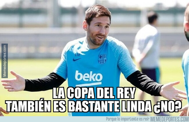 1075931 - Messi se tendrá que conformar