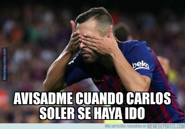 1076134 - Jordi Alba va a tener pesadillas con Soler todo el mes