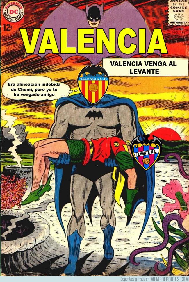 1076137 - El Valencia ha hecho justicia