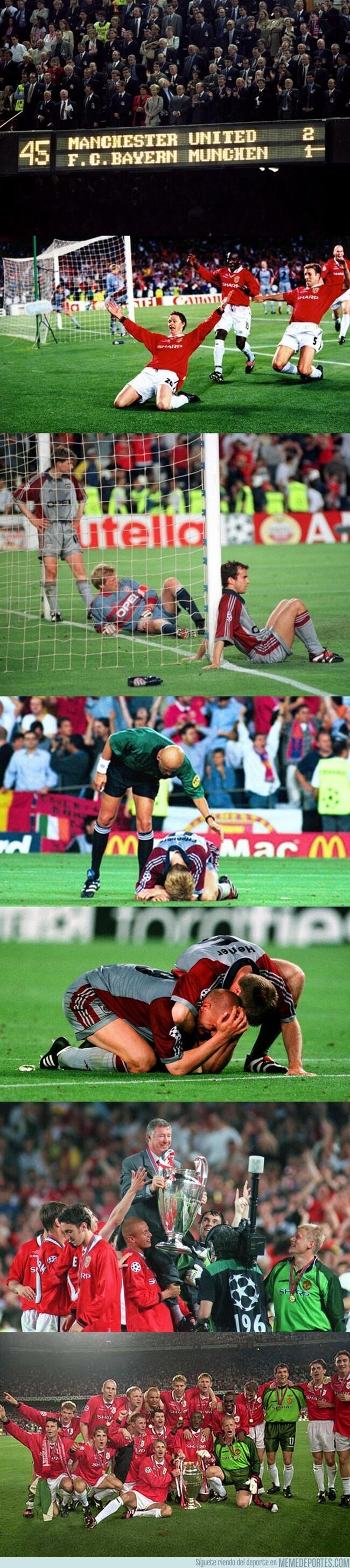 1076193 - Hoy se cumplen 20 años de una de las mejores finales en la historia del fútbol.
