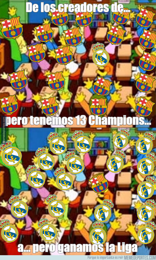 1076201 - Ahora es el turno del Barça de decir su frase tras perder la Copa del Rey...