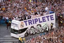 Enlace a En Madrid só que se celebra el triplete