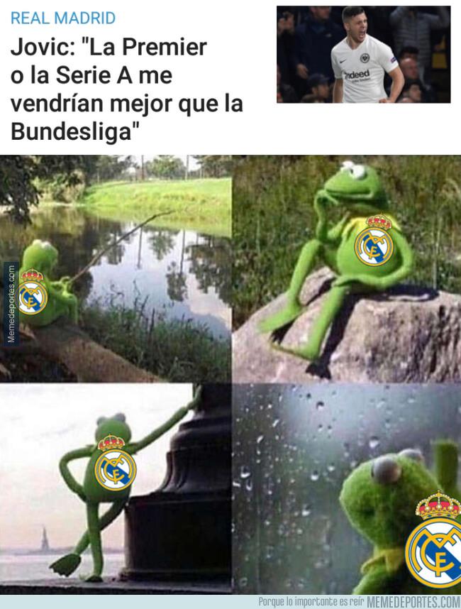 1076217 - Jovic le hace un feo al Madrid