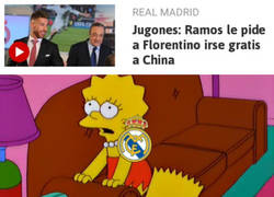 Enlace a Nadie se puede creer que Ramos quiera abandonar el fútbol de élite